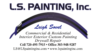 L.S. PAINTING, Inc., Logo